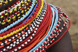 naszyjnik masajski