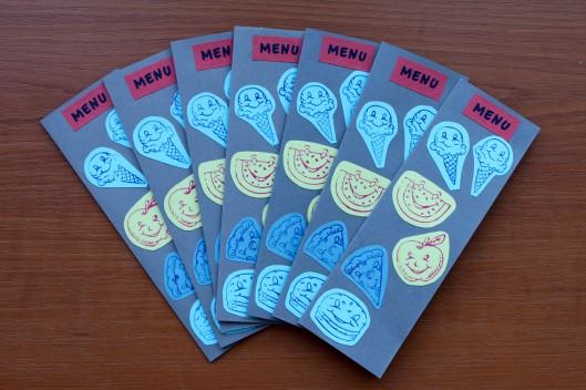 ręcznie robione zaproszenia, handmade invitations, for kids, dla dzieci