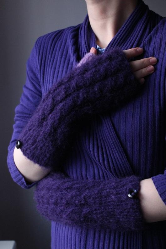 knitting, robienie na drutach, mittens, mitenki, rękawiczki, gloves, handmade