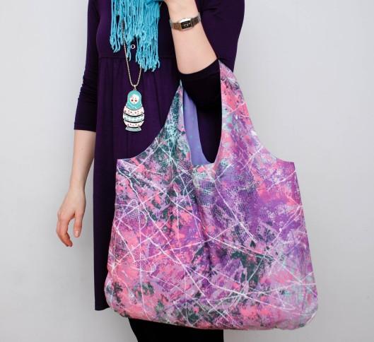 blog o szyciu, eko torba, handmade bag, recznie robiona torba, sama uszylam, sewing, shopping bag, szycie, torba na zakupy, torebka handmade