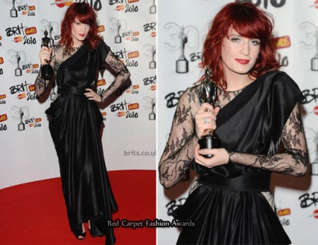 fashion inspiration, modowa inspiracja, florence welch, style florence welch