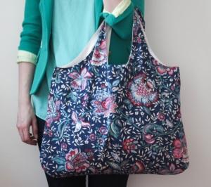 blog o szyciu, eko torba, handmade bag, sewing, shopping bag, szycie, szycie na maszynie, torba na zakupy, torebka handmade