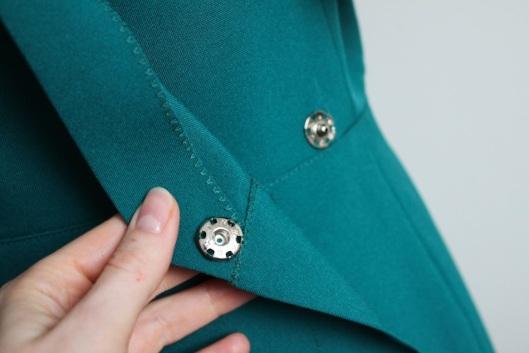 sukienka portfelowa, szycie na maszynie, blog o szyciu, wykroje burda, szycie sukienki, sewing