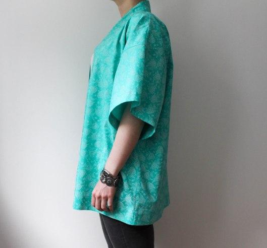 bawełniane kimono, blog krawiecki, blog o szyciu, blog szyciowy, cotton kimono, jak uszyć, kimono handmade, kimono szycie, sewing kimono, szycie, szycie na maszynie, szycie ubrań, ubrania handmade, wykroje Burda